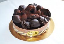 55% de chocolat