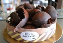 55% de chocolat  6 pouces